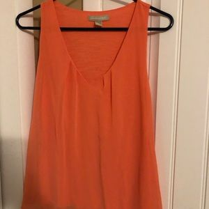 Banana Republic tank, small, like new! Peachy! 🍑